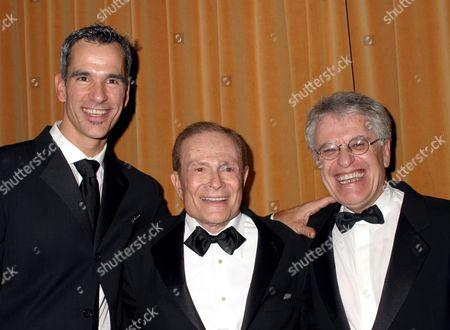 Jerry Mitchell, Jerry Herman, Jerry Zaks