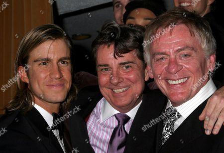 Gavin Creel, Gary Beach, Daniel Davis