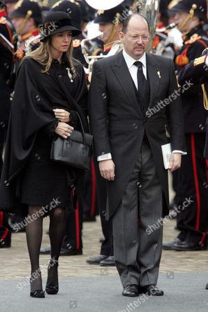 Princess Miriam Ungria and Prince Kardam