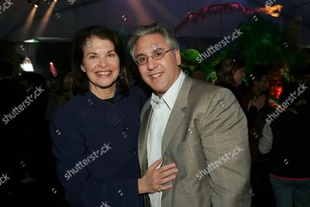 Paramount's Sherry Lansing and Nickelodeon's Albie Hecht