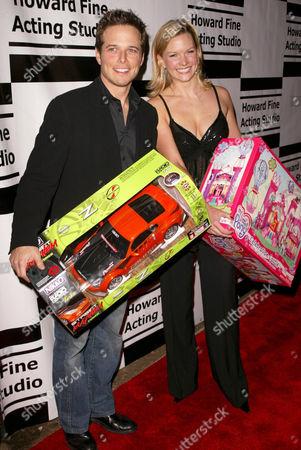 Scott Wolf and Kelley Limp