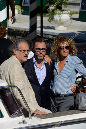 Giuseppe Gaudino, Valeria Golino, Massimiliano Gallo