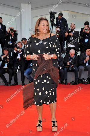 Stock Image of Serena Grandi