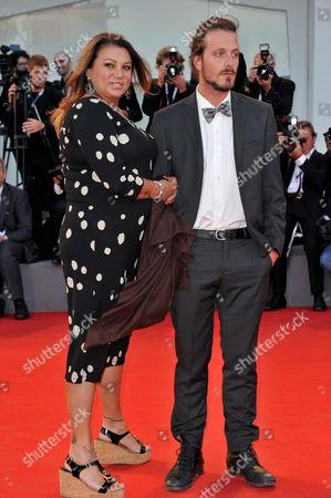 Serena Grandi and guest