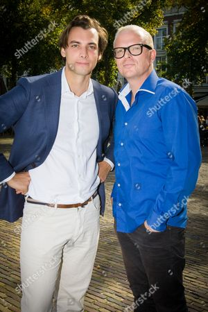 Thierry Baudet and Jan Roos
