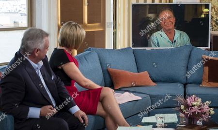 Editorial photo of 'This Morning' TV Programme, London, Britain - 11 Sep 2015