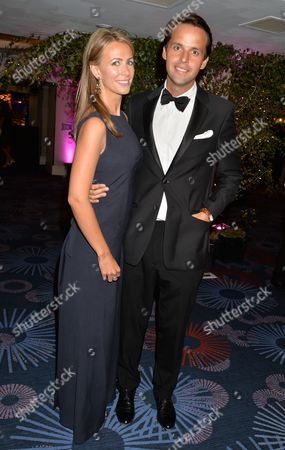 Editorial picture of Boodles Boxing Ball in aid of The Gordon Ramsay Foundation, Grosvenor House, London, Britain - 12 Sep 2015