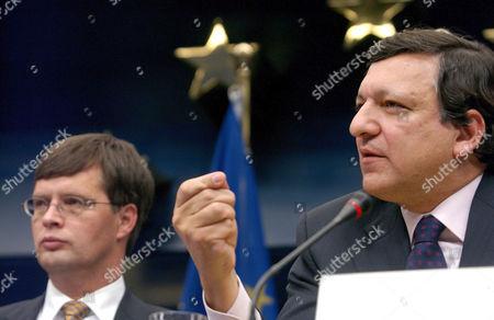 Jan Peter Balkenende and Jose Manuel Barroso