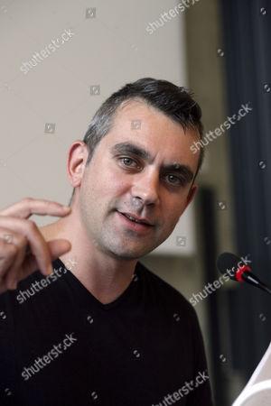 Author Wladimir Kaminer