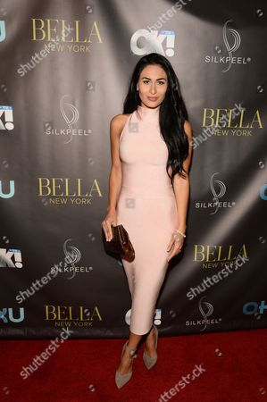 Editorial image of Bella New York Fall issue Cover Party, New York, America - 10 Sep 2015