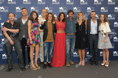 Editorial picture of 'Per Amor Vostro' film Photocall, 72nd Venice Film Festival, Italy - 11 Sep 2015