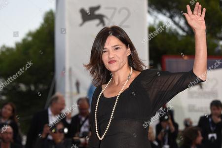 Editorial photo of 'Per Amor Vostro' premiere, 72nd Venice Film Festival, Italy - 11 Sep 2015