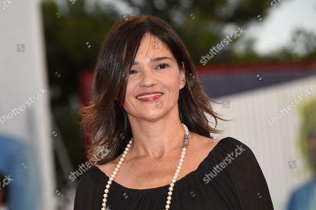 Stock Photo of Chiara Caselli