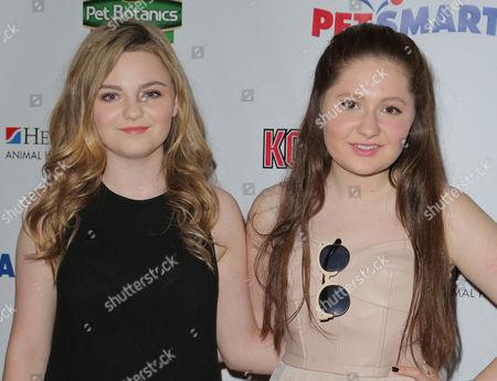 Morgan Lily, Emma Kenney
