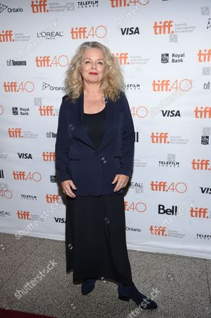 Editorial image of 'Into the Forest' Premiere, Toronto International Film Festival, Canada - 12 Sep 2015