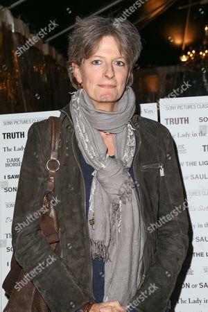 Stock Photo of Louise Osmond