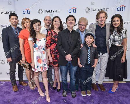 Editorial photo of 'Dr. Ken' TV series premiere at PaleyFest, Los Angeles, America - 12 Sep 2015
