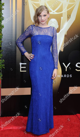 Editorial photo of Creative Arts Emmy Awards, Arrivals, Los Angeles, America - 12 Sep 2015