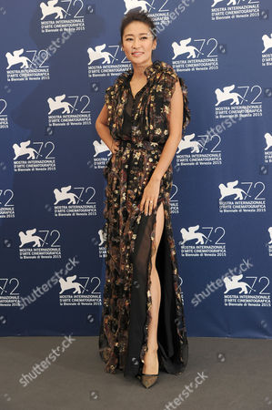 Editorial picture of 'Mr Six' film premiere and Closing Ceremony, 71st Venice International Film Festival, Italy - 12 Sep 2015