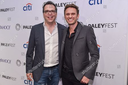 Editorial image of 'Code Black' TV Series' screening, Paley Center For Media, Los Angeles, America  - 12 Sep 2015