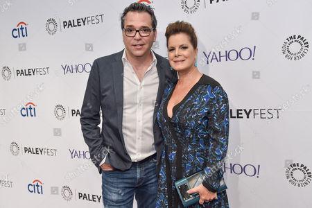 Michael Seitzman Executive Producer and Marcia Gay Harden