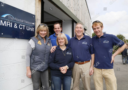 CORONATION STREET STAR CLAIR KING goes to See the CT unit (one of only 9 in the country) at Rainbow Equine Hospital in Malton meets Johnathan Anderson, Lorraine Colgan, Leuan Pritchard and Moses Brennan ON MALTON OPEN DAY 2015