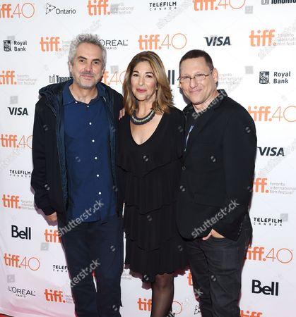 Alfonso Cuaron, Naomi Klein, Avi Lewis