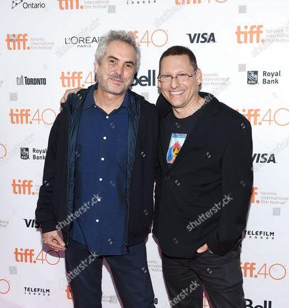 Alfonso Cuaron, Avi Lewis