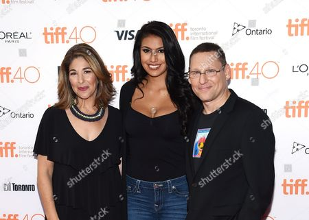 Editorial image of 'This Changes Everything' Film Photocall, Toronto International Film Festival, Canada - 13 Sep 2015