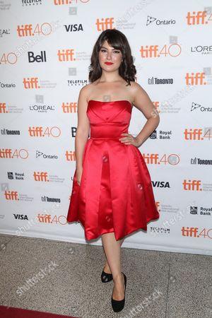 Editorial photo of 'Born To Be Blue' film premiere, Toronto International Film Festival, Canada - 13 Sep 2015