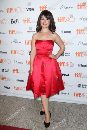 Editorial picture of 'Born To Be Blue' film premiere, Toronto International Film Festival, Canada - 13 Sep 2015
