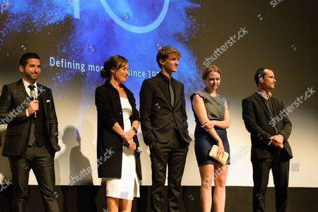 Guy Édoin, Pascale Bussières, Aliocha Schneider, Stéphanie Labbé