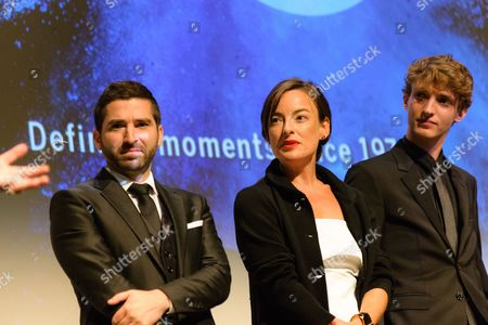 Guy Édoin, Pascale Bussières, Aliocha Schneider