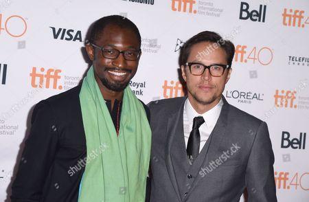 Editorial image of 'Beasts of No Nation' Premiere, Toronto International Film Festival, Canada - 13 Sep 2015