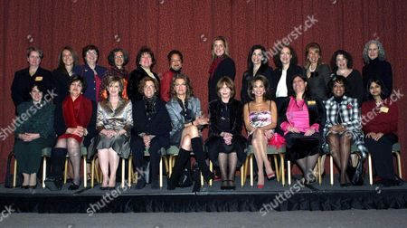 Editorial photo of NEW YORK WOMEN IN FILM AND TELEVISION GALA, NEW YORK, AMERICA - 16 DEC 2004
