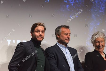 Daniel Brühl, Michael Nyqvist, Richenda Carey