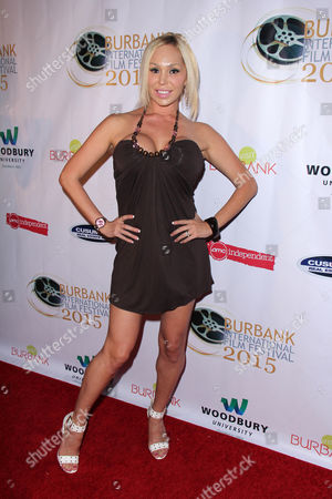 Stock Picture of Mary Carey