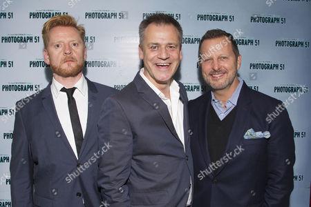 Christopher Oram (Designer), Michael Grandage (Director) and Rob Ashford