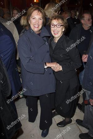 Penelope Wilton and Una Stubbs