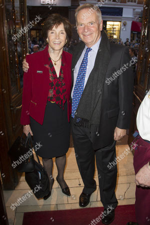Lady Mary Archer and Jeffrey Archer