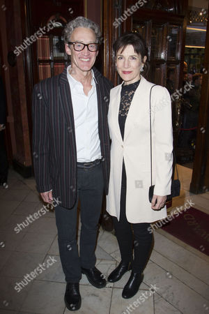 Guy Henry and Harriet Walter