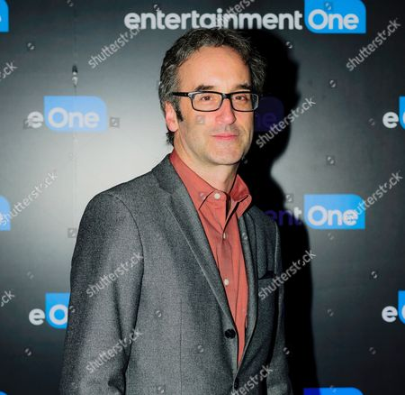 Stock Photo of Don McKellar
