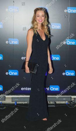 Editorial photo of eOne Annual TIFF Party, Toronto International Film Festival, Canada - 14 Sep 2015