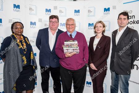 Stock Picture of Michael Wood, Ellah Wakatama Allfrey, John Burnside, Sam Leith and Frances Osborne