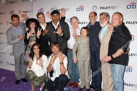 Linda Hunt, LL Cool J and Cast