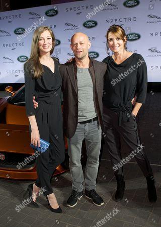 Alexandra Maria, Jurgen Vogel and Anja Kling
