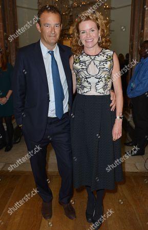 Jeremy Morris and Erin Morris