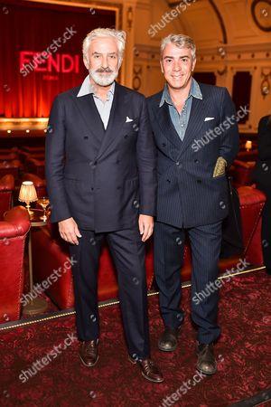 Patrick Kinmonth & Antonio Monfreda