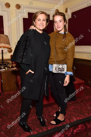 Editorial photo of Fendi and Silvia Venturini Fendi host a private screening of 'aMANda' in Notting Hill, London, Britain - 15 Sep 2015