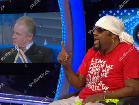FatMan Scoop is evicted from the house